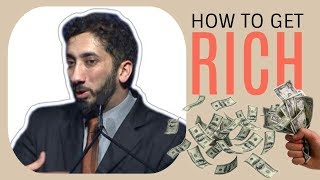 Secret to being rich in Islam I Nouman ali khan latest I 2020I How to get wealth in islam
