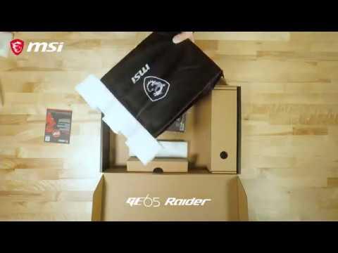 Mobilne granie na najwyższym poziomie - MSI GE65 Raider UNBOXING
