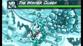 Kingdom Rush Vengeance - The Frozen Throne - Veteran 3 Stars