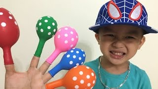 Tung tom Play with Colours Balloons