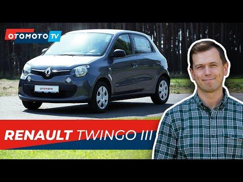 RENAULT TWINGO III - Po Co Mu Napęd Na Tył? | Test OTOMOTO TV