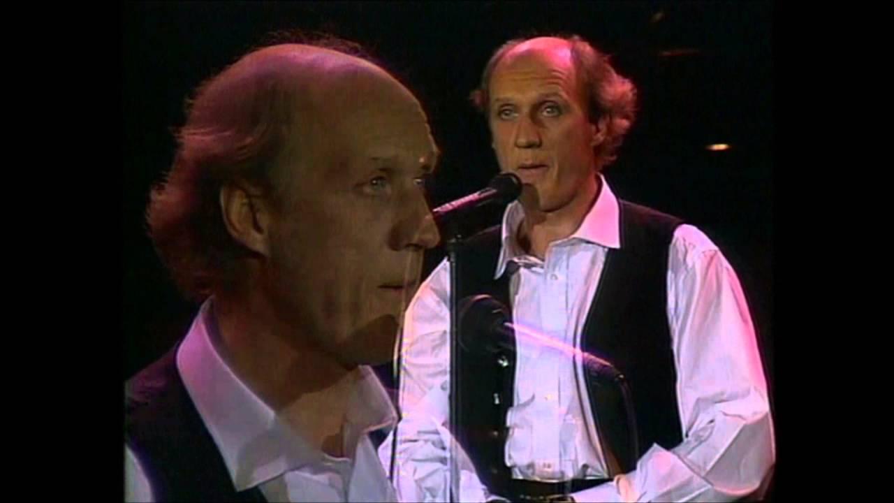 Herman van Veen - Suzanne (1995) Live