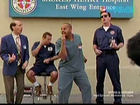 Scrubs Air Band  More Than a Feeling  Boston