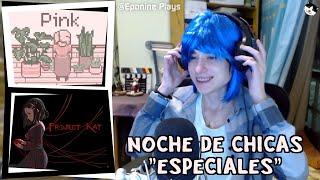 #EpoDirecto - Charlita y Juegos: PINK |  PROJECT KAT