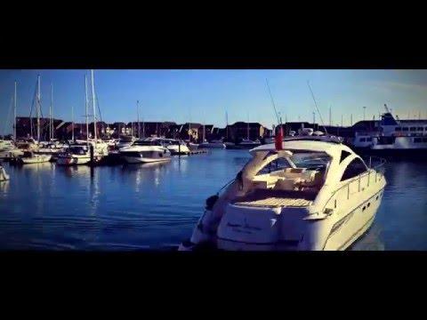 iPhone 6 Time lapse Test | Sony Vegas Edit | Southampton Marina