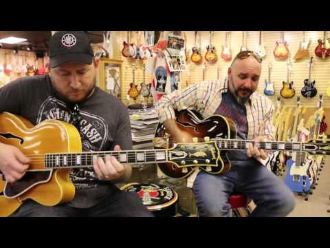 Josh Smith And Mick Hayes Rock It At Norman's Rare Guitars