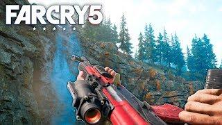 Far Cry 5 - SECRET WATERFALL CAVE | Far Cry 5 Free Roam (#29)