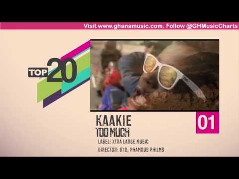 Top 20 Ghana Music Video Countdown - Week #19, 2013.