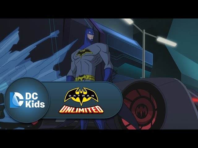 Armored Truck Heist | Batman Unlimited | DC Kids