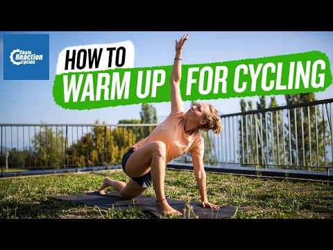 The Ultimate 8 Minute Warm Up for Cyclists | CRC |
