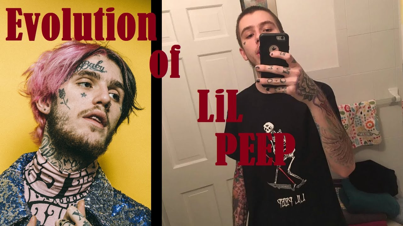 The Evolution Of LiL PEEP - YouTube