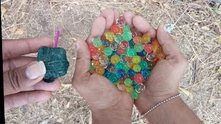 💥(हिंदी) Water Ball Vs Sutli | New Experiment 2019 | New Experiment By Crackers Experiment in hindi