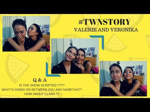 TWNSTORY #3 Valerie's Elimination AsNTM S5 | Valerie and Veronika