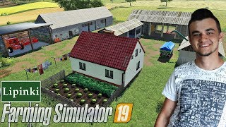 "Farming Simulator 19 ""Sprawdzanie Map"" #4 ㋡ Lipinki V3 ✔ MafiaSolecTeam"
