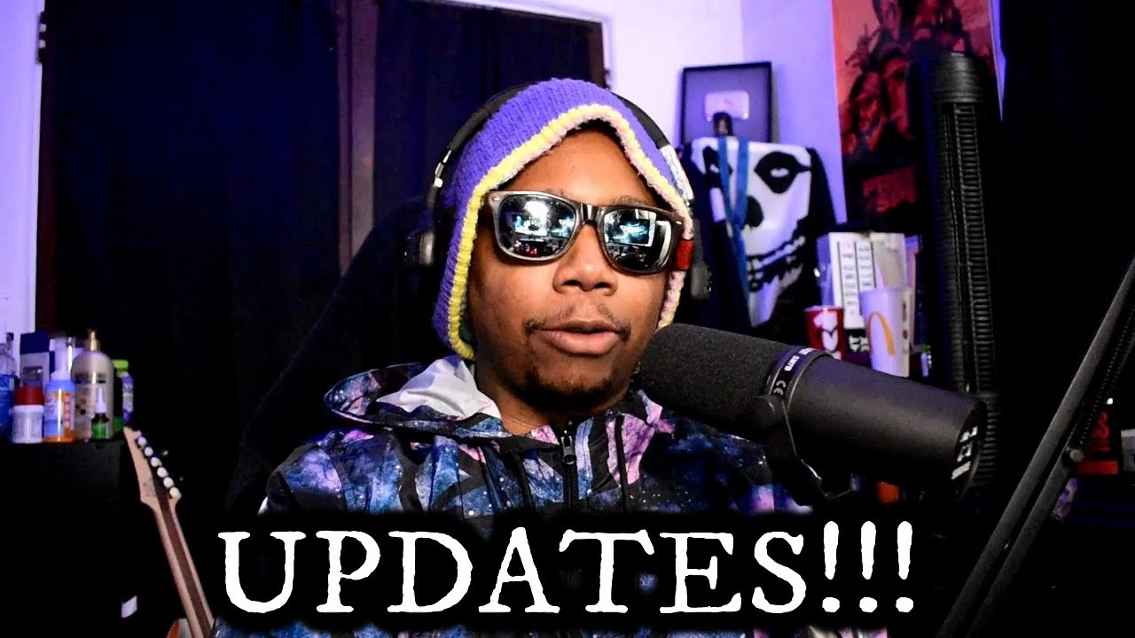 BIG UPDATES FOR THE CHANNEL