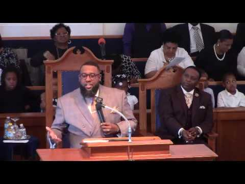 Old  Pilgrim Missionary Baptist Church with Minister Lavoy Nance