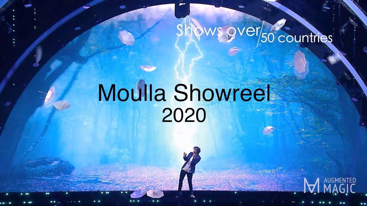Moulla - Digital Magic and technology Showreel 2020