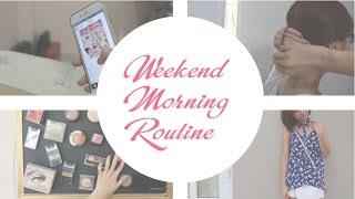 Video Weekend Morning Routine | Ngày Cuối Tuần cùng GlamVee download MP3, 3GP, MP4, WEBM, AVI, FLV Agustus 2017