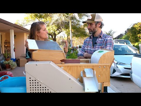 Small Scale Seed Processing | San Diego Seed Company