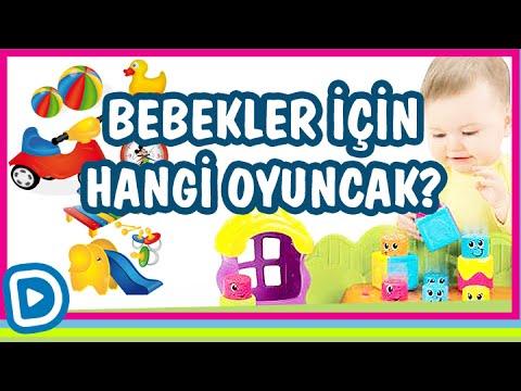 Bebekler için Oyuncak - Bebekler için Hangi Oyuncaklar En İyi - Oyuncak incelemesi
