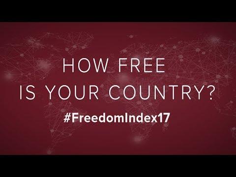 Human Freedom Index 2017 Teaser 2