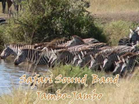 Safari Sound Band - Jambo Jambo