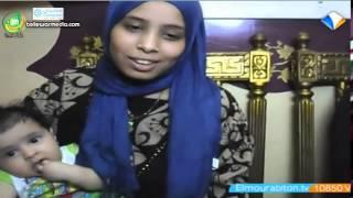 قصة ثلاث بنات من أبي موريتاني و أم مصرية يعشن ظروف صعبة
