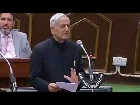 'Separate townships for Kashmiri pandits not possible,' says Mufti Mohammad Sayeed