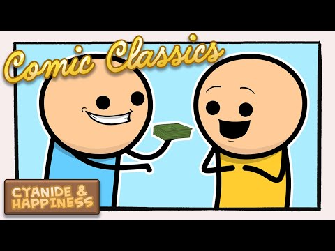 Dirty Money   Cyanide & Happiness Comic Classics