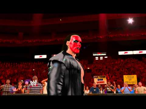 WWE 2k15 PC Mods - Sting Wolfpac Entrance - YouTube