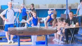 Первенство МДЮСШ Днепра по спортивной гимнастике -2107 Украина  sport gimnastika