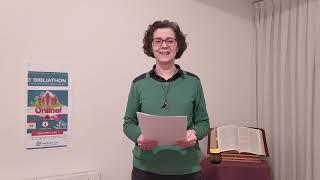 Video 31 - Bibliathon Introducción a 3ª parte (Edurne)
