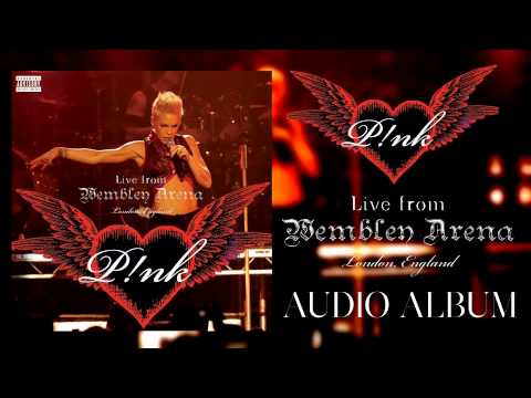 07 Spanish Dance - P!nk - Live from Wembley Arena, London, England (Audio) + DL link