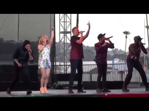 "Pentatonix - ""Telephone/Video Killed the Radio Star"" (Live in San Diego 6-24-14)"