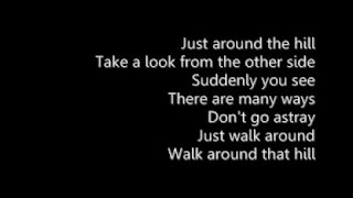 SASH - Just Around The Hill + LYRICS