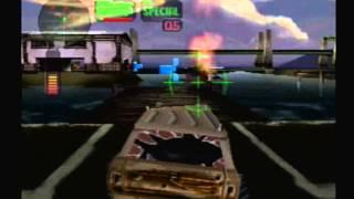 Vigilante 8: Second Offense (PS1) Gameplay ヴィジランテ8:セカンドバトル