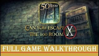 can You Escape The 100 Room 10 Level 42 Walkthrough