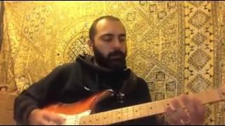 FELIZ NAVIDAD guitar version