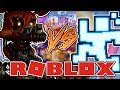 NIGHTMARE FOXY vs SCOTT CAWTHON Roblox Animatronic World