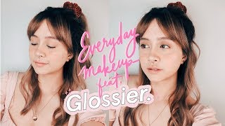 Everyday no makeup look feat. Glossier (+ 10% OFF link!)