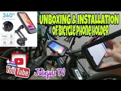 360° Rotation Phone Holder For Bike & Motorcycle