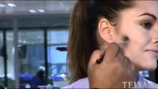 Maquillaje para adelgazar el rostro por Lewis Amarante