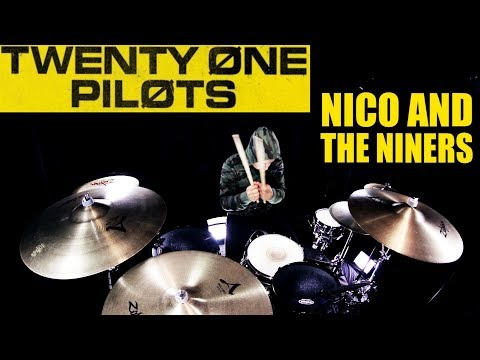 Twenty One Pilots - Nico And The Niners (Drum Cover)
