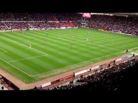 Middlesbrough FC Full Stadium & Steve Gibson Tribute