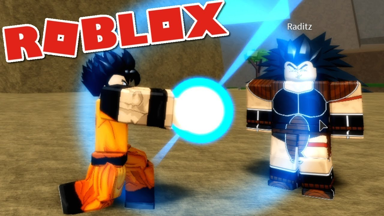 Roblox Dragon Ball Ultimate Raditz Boss Fight Dragon Ball Ultimate