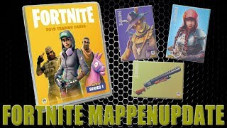 Panini FORTNITE TRADING CARDS SERIE 1 | MAPPENUPDATE | EPIC & LEGENDARY