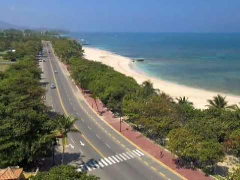 Republic landforms dominican