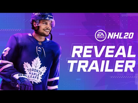 NHL 20 details revealed: Auston Matthews as cover athlete, new game modes