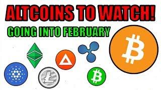 COINS TO WATCH: Interesting Development With Ripple, Litecoin, Cardano, Ethereum Classic, & BAT!