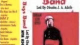 J A  Adofo & The City Boys Band   Baabi Dehyee   Music from Ghana